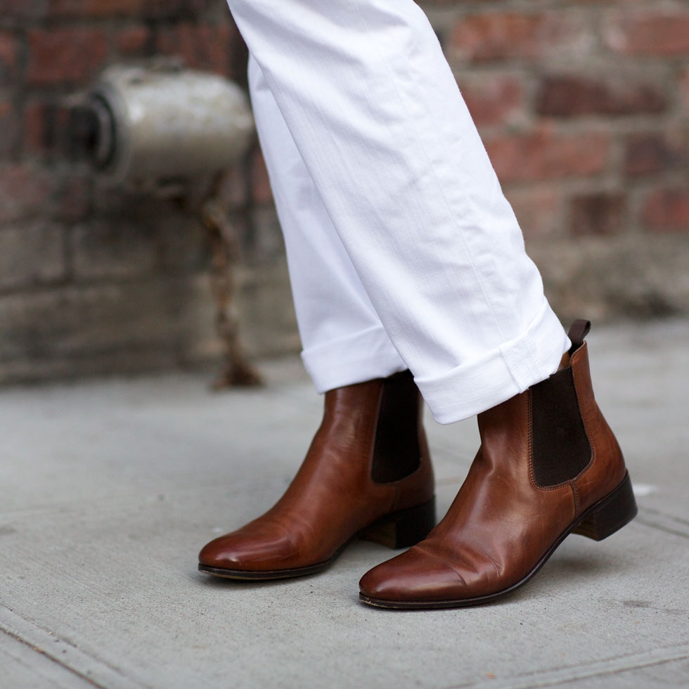 Button Downs - Prada Booties@2x