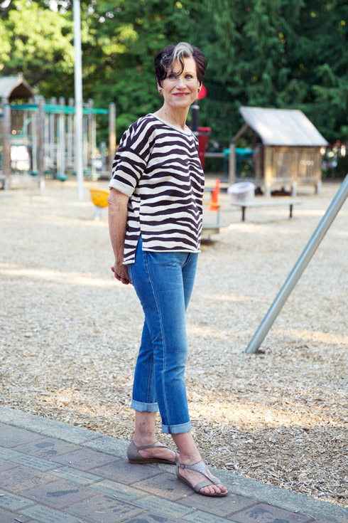 Casual Stripes - Side