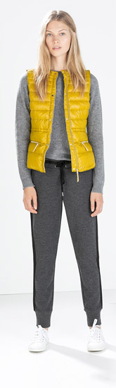 Zara Quilted Ultralight Vest