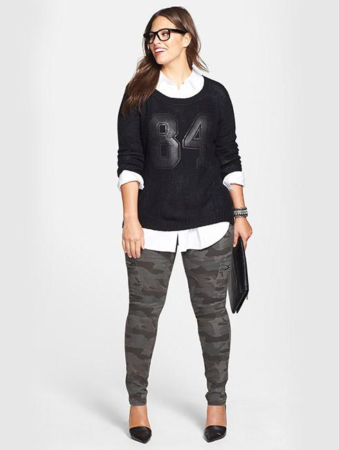 City Chic Sweater