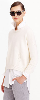 J.Crew Demylee Giselle Sweater