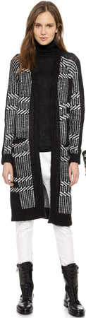Just Female Fola Knit Cardigan