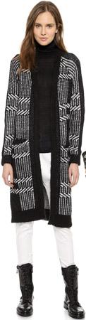 Just Female Fola Knit Cardigan