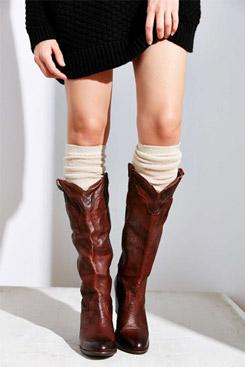 Frye Tabitha Pull-On Tall Boot