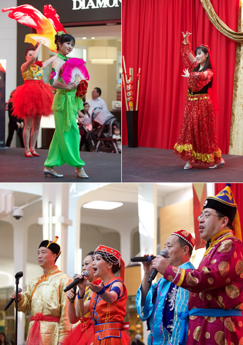 Chinese Folk Song and Dance