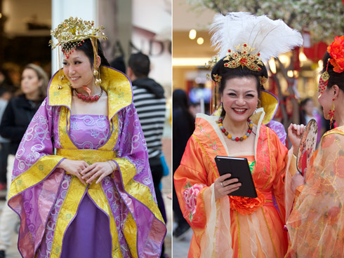 Traditional Chinese Costumes - 1