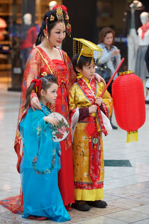 Traditional Chinese Costumes - 2