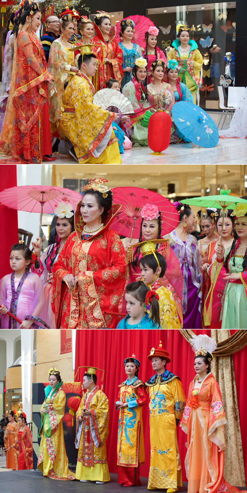 Traditional Chinese Costumes - 3