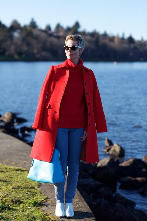 Coat Shoulders