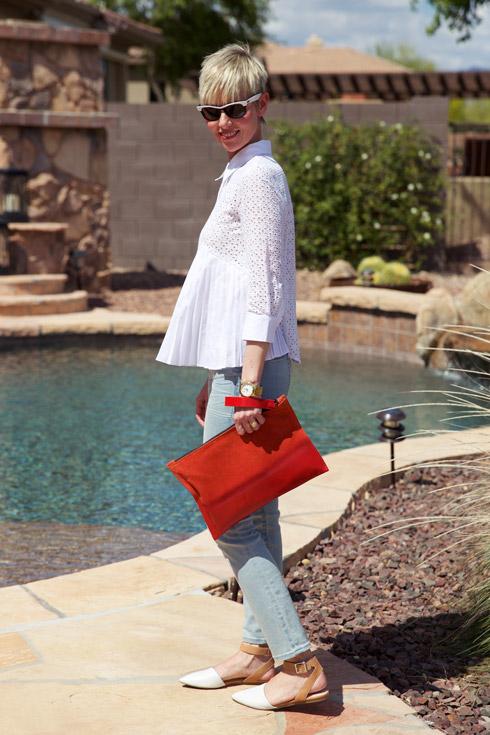 Arizona Boho - Blouse & Bag