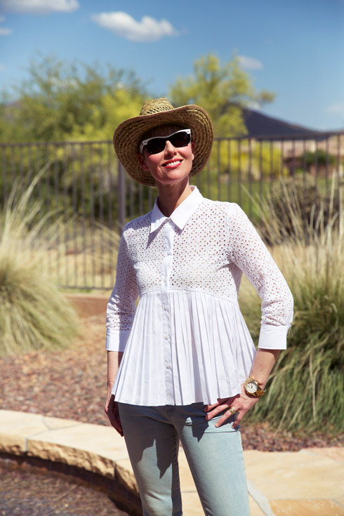 Arizona Boho - Hat Close