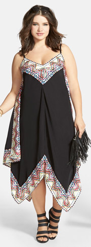 City Chic Maxi Dress