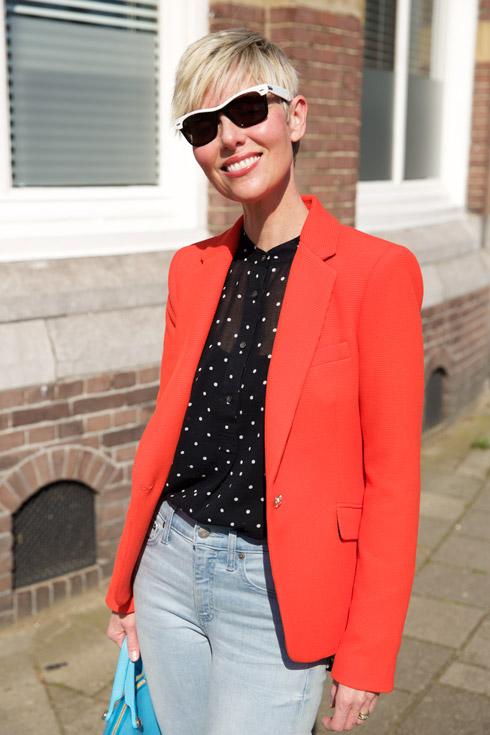 Dutch Orange - Close