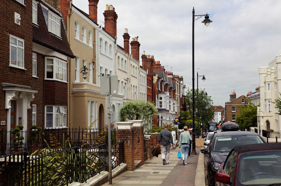 Richmond - Row Houses