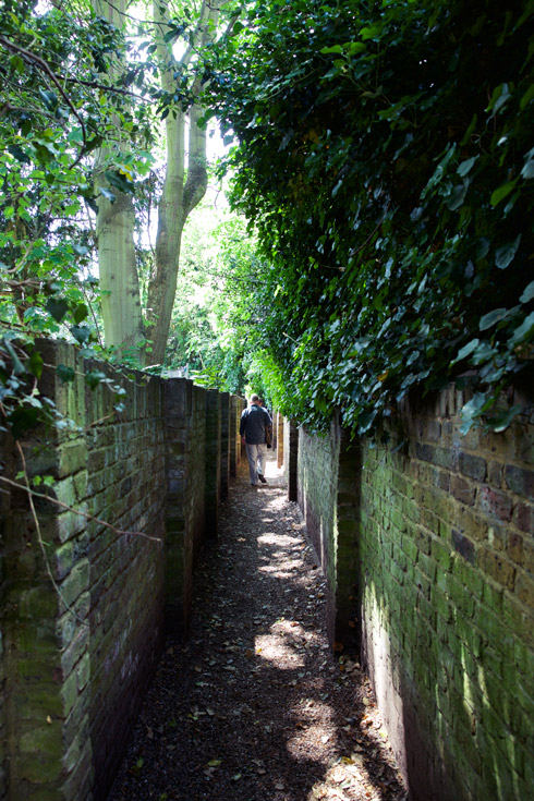 Richmond - Walls