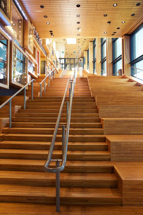 Rozet - Stairs
