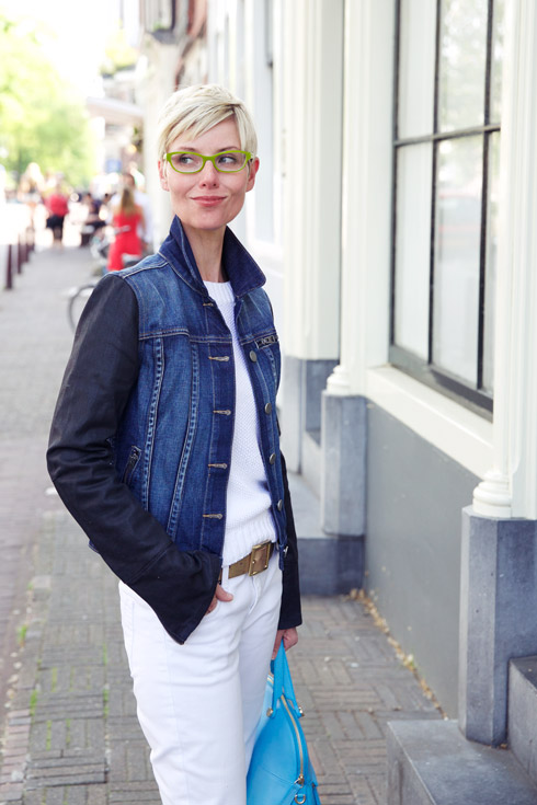 White Column - Jacket