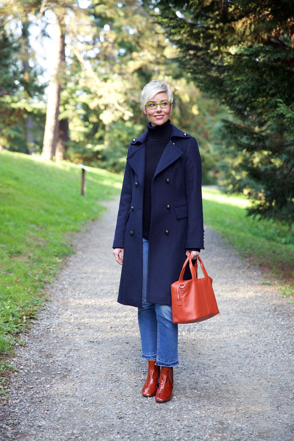 Coat & Bag Full
