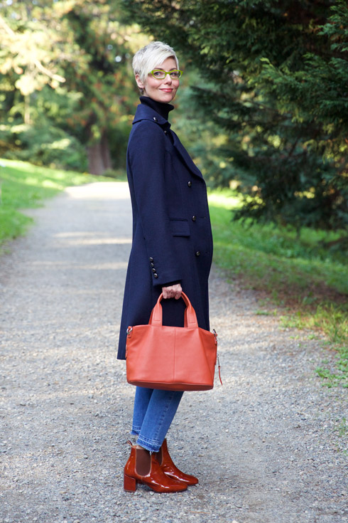 Coat & Bag Side
