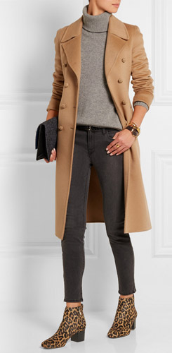 Winter Boots: How to Wear High Shaft Booties