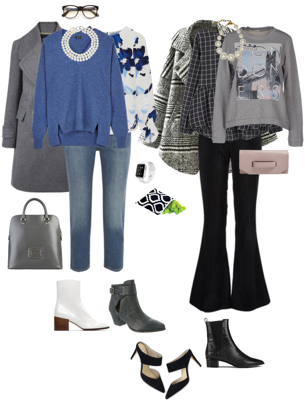 Ensemble: A Casual Pile of Pearls