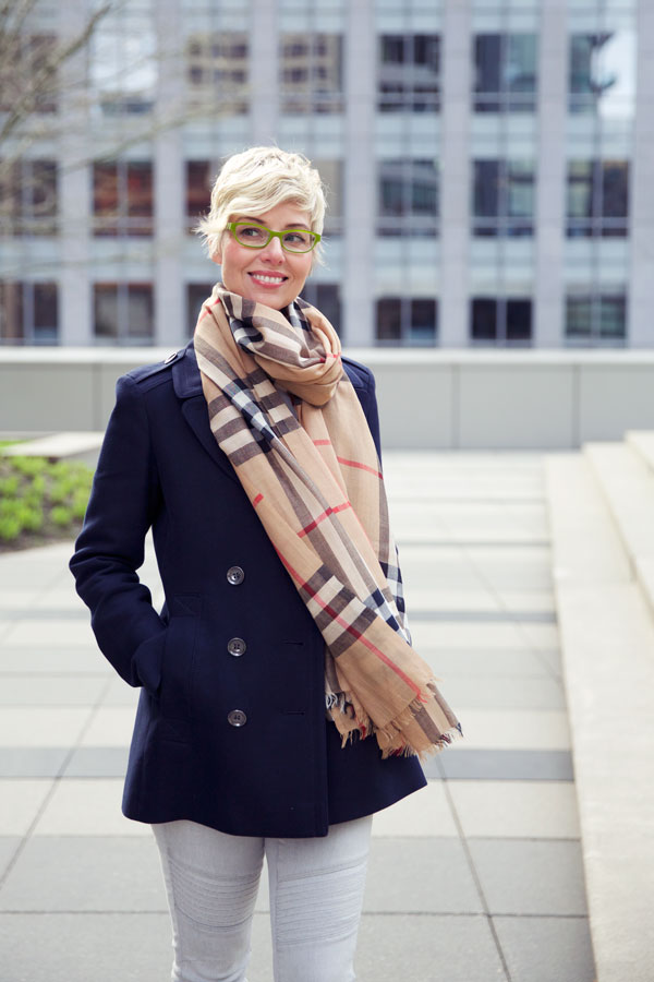 Winter Neutrals - Relaxed Scarf