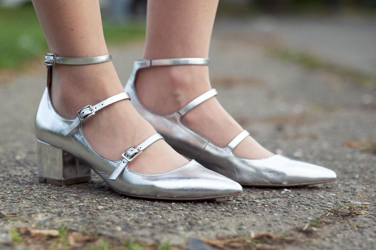 Spring Tweed - Shoes