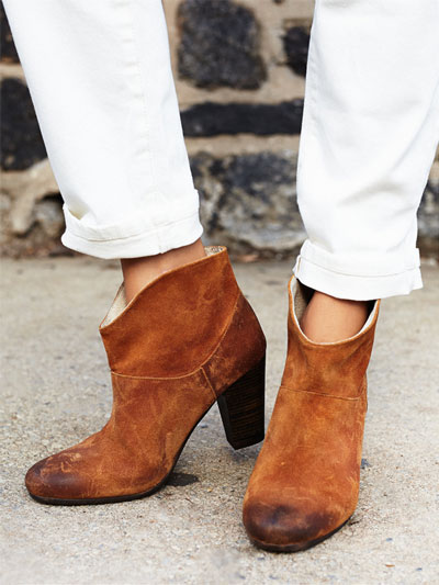 Free People Westmont Heel Boot