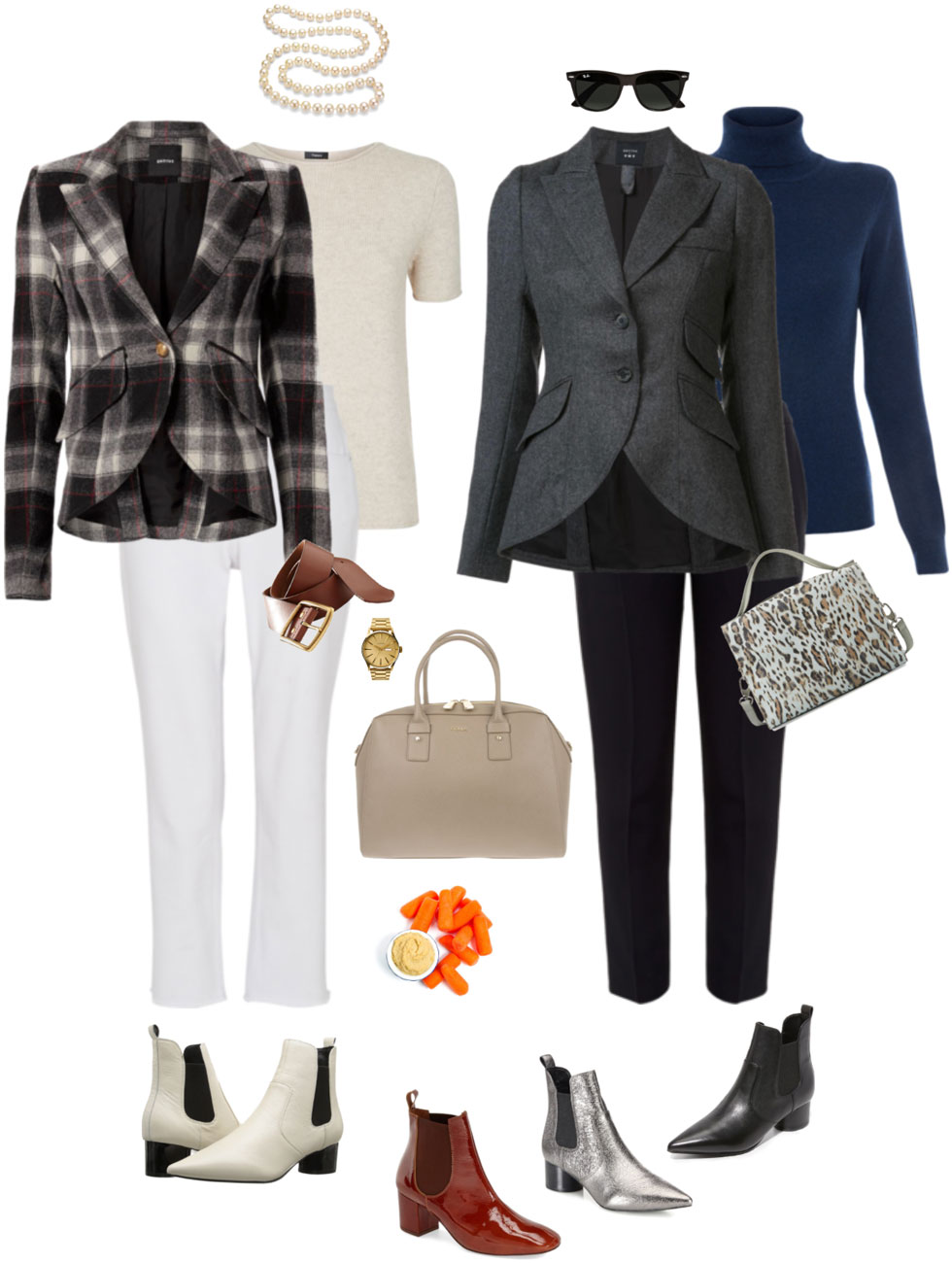 Ensemble: Tailored Equestrian