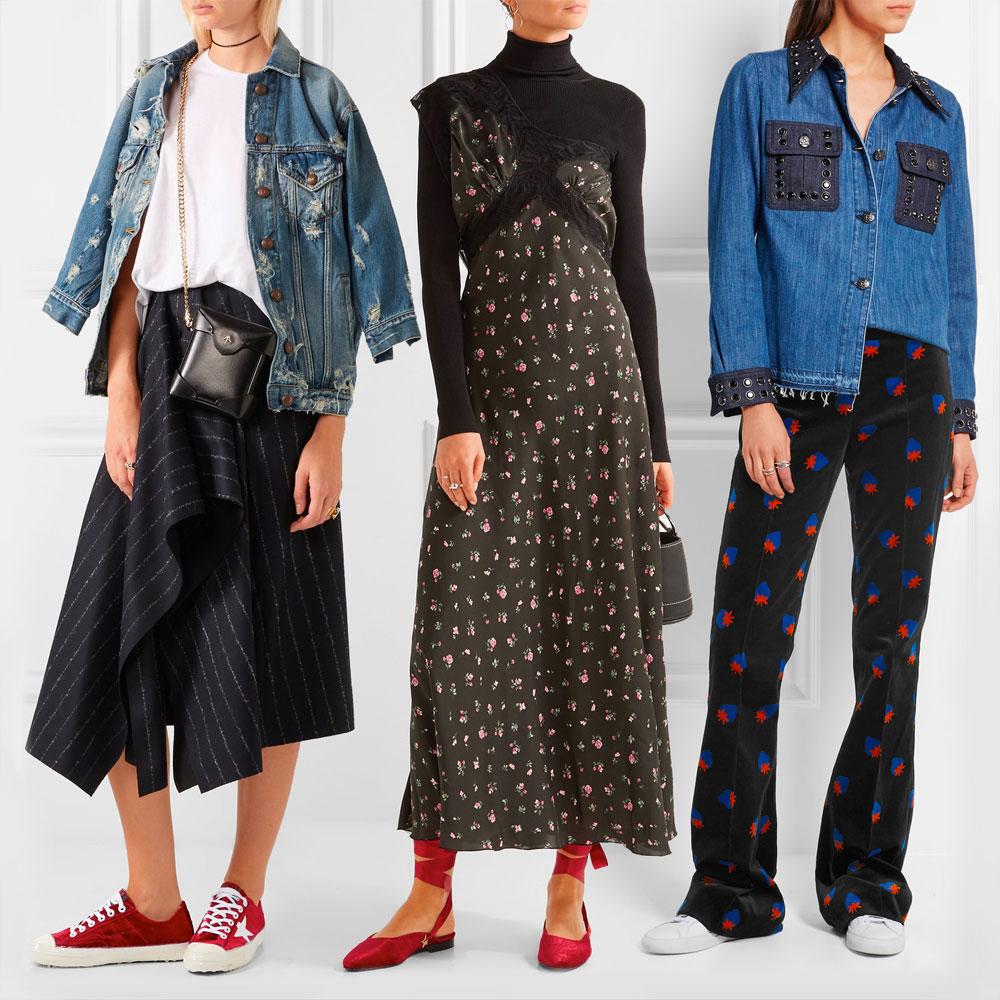 Fashion Trend - Taking Velvet from Fringe to Mainstream