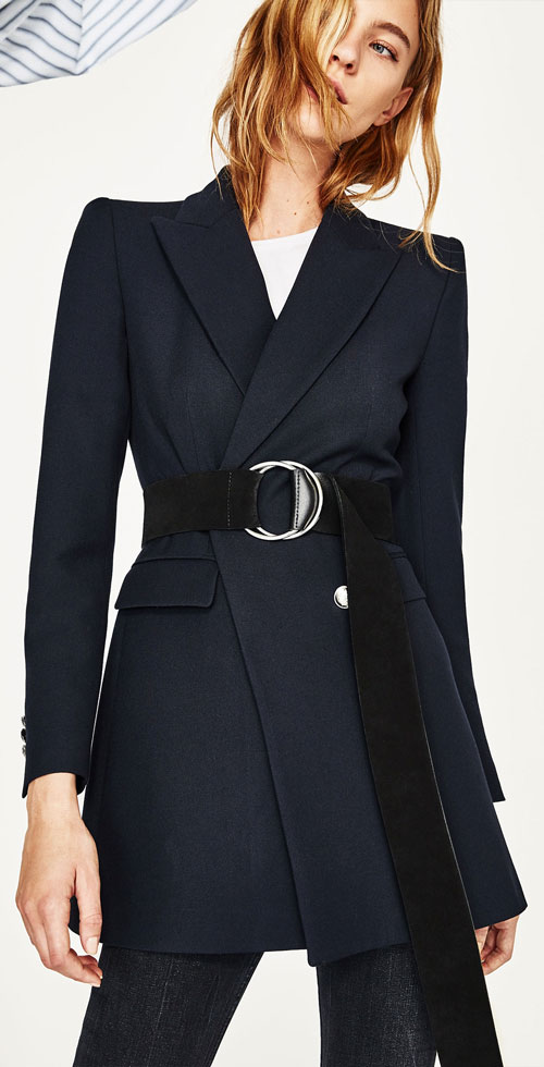 Zara Special Edition Leather Belt