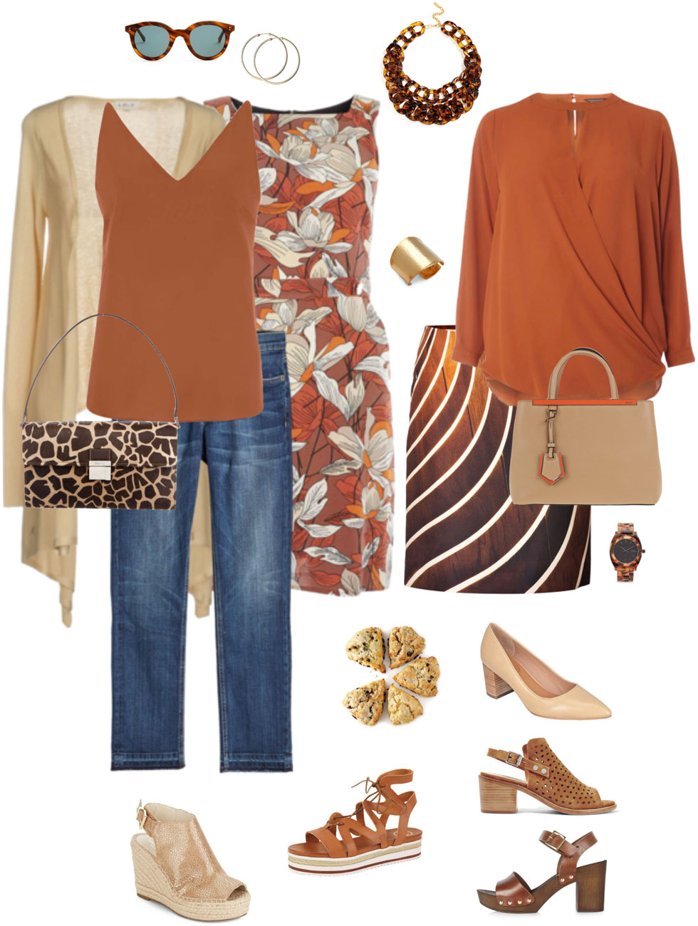 Ensemble: Summer Cinnamon