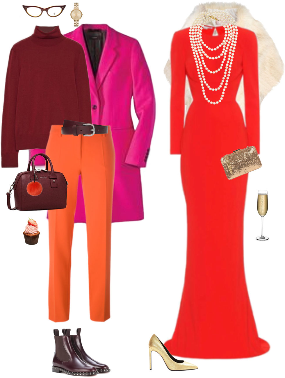 Ensemble Style Advice - The Bold and the Beautiful