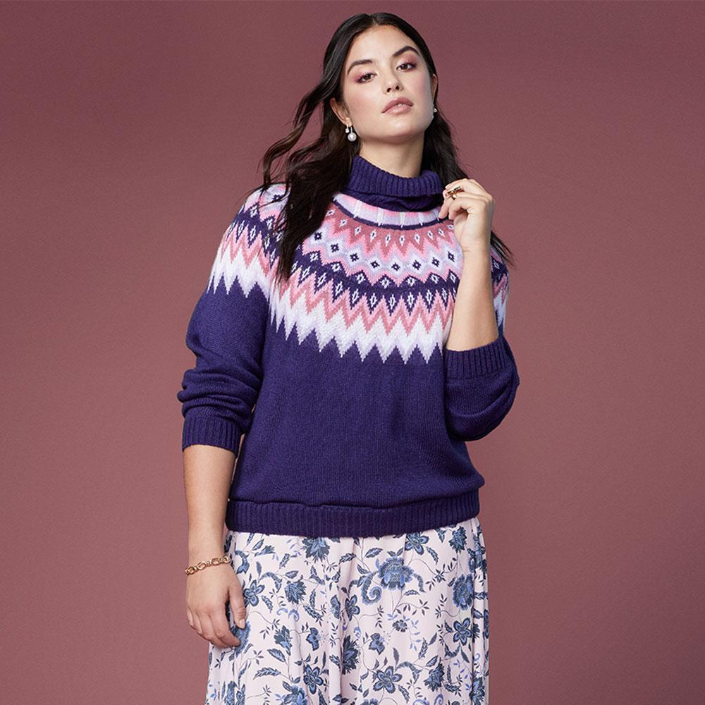 Fashion Trend - The Fair Isle Trend
