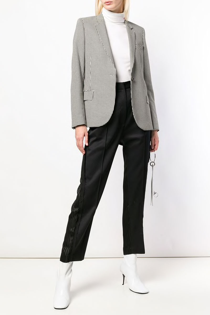 MM6 Maison Margiela Twill Suiting Trousers