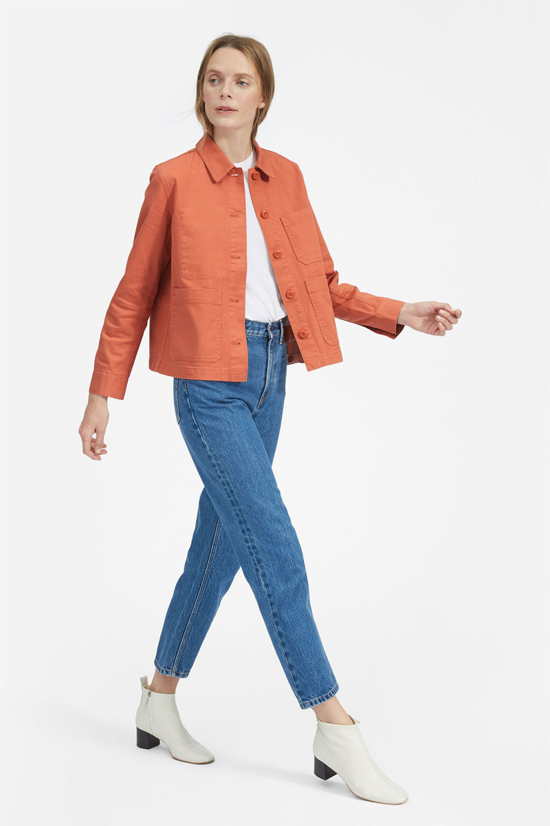 Everlane The Chore Jacket