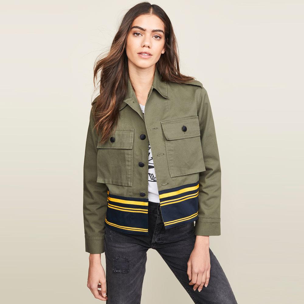 Fashion Trend - Chore Jackets