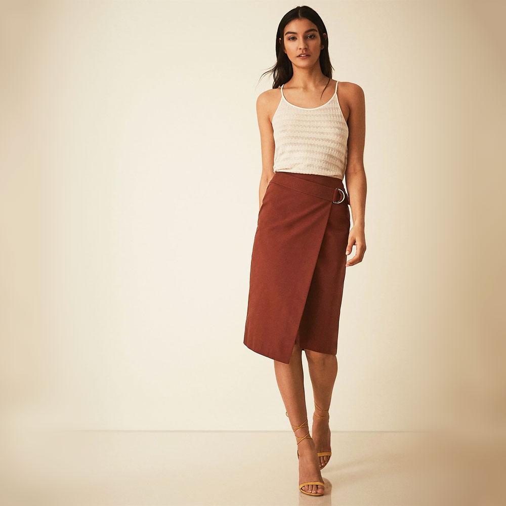 Fashion Trend - Wrap Skirts