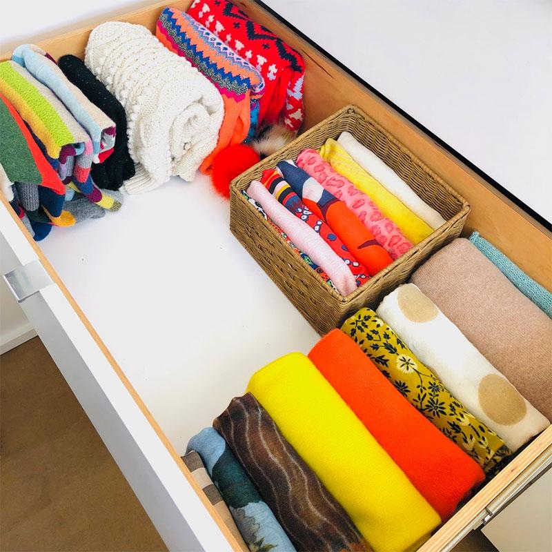 Folded Wardrobe - 2