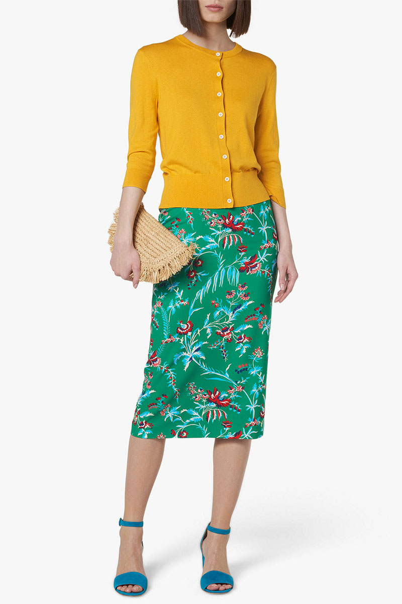 L.K.Bennett Rose Pencil Skirt