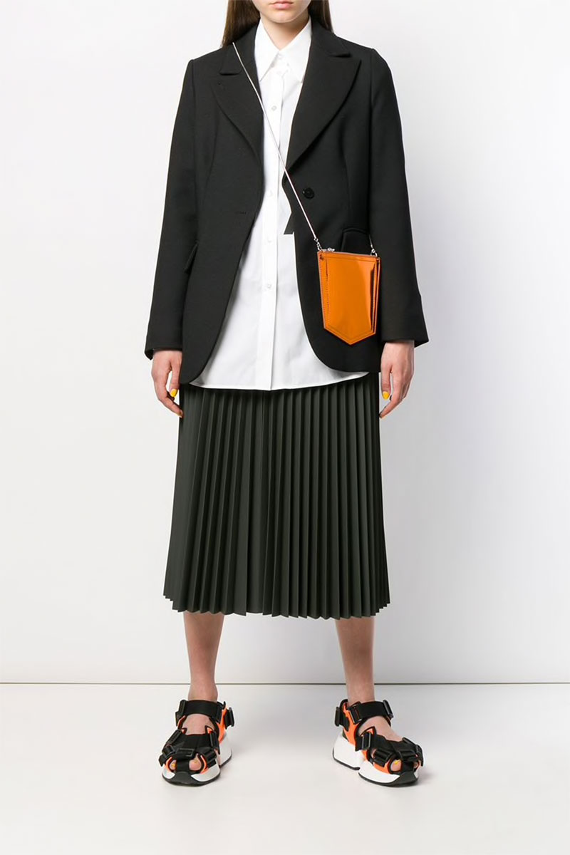 MM6 MAISON MARGIELA Techno-wool Blazer