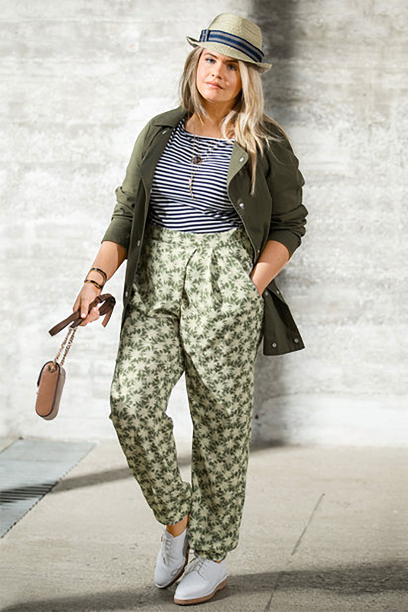 Wrap Style Joggers