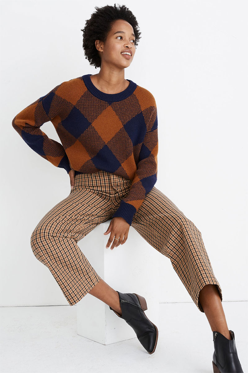 Madewell Mullen Pullover Sweater