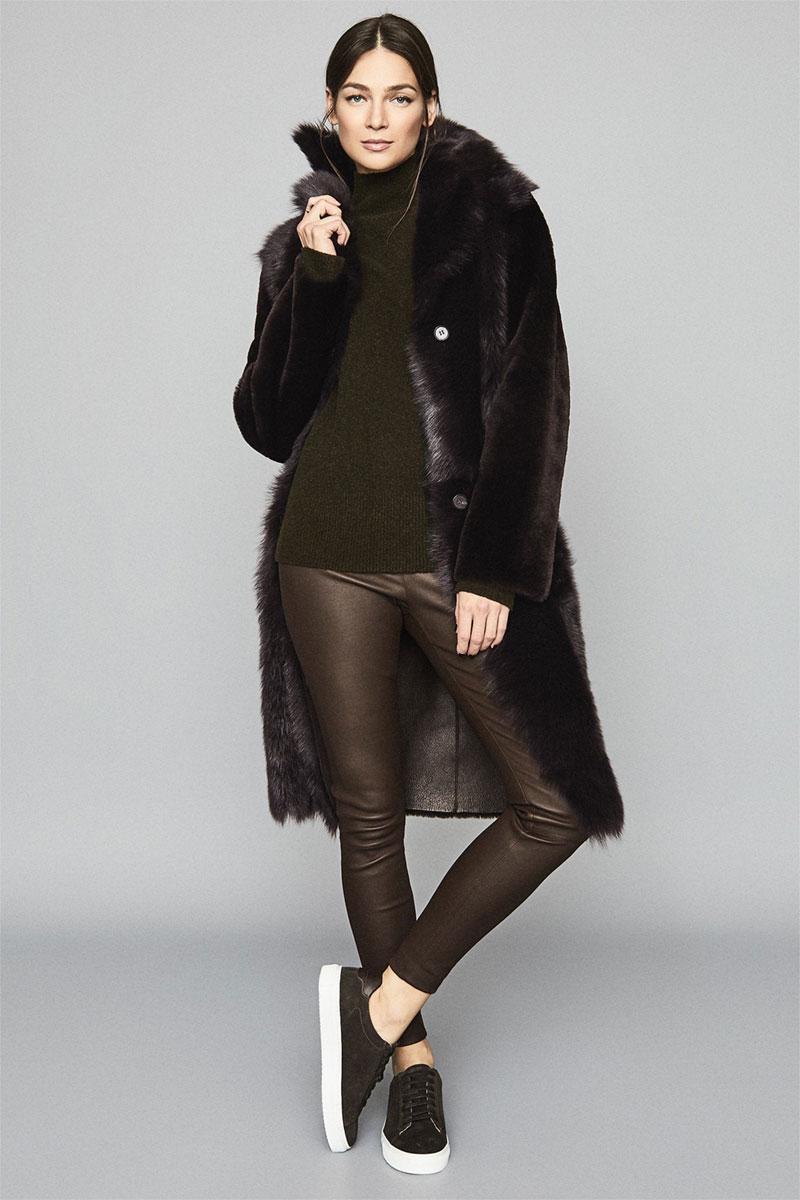 Goldie Leather Leggings