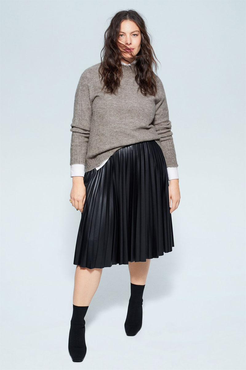 Violeta Long Raglan Sleeve Sweater