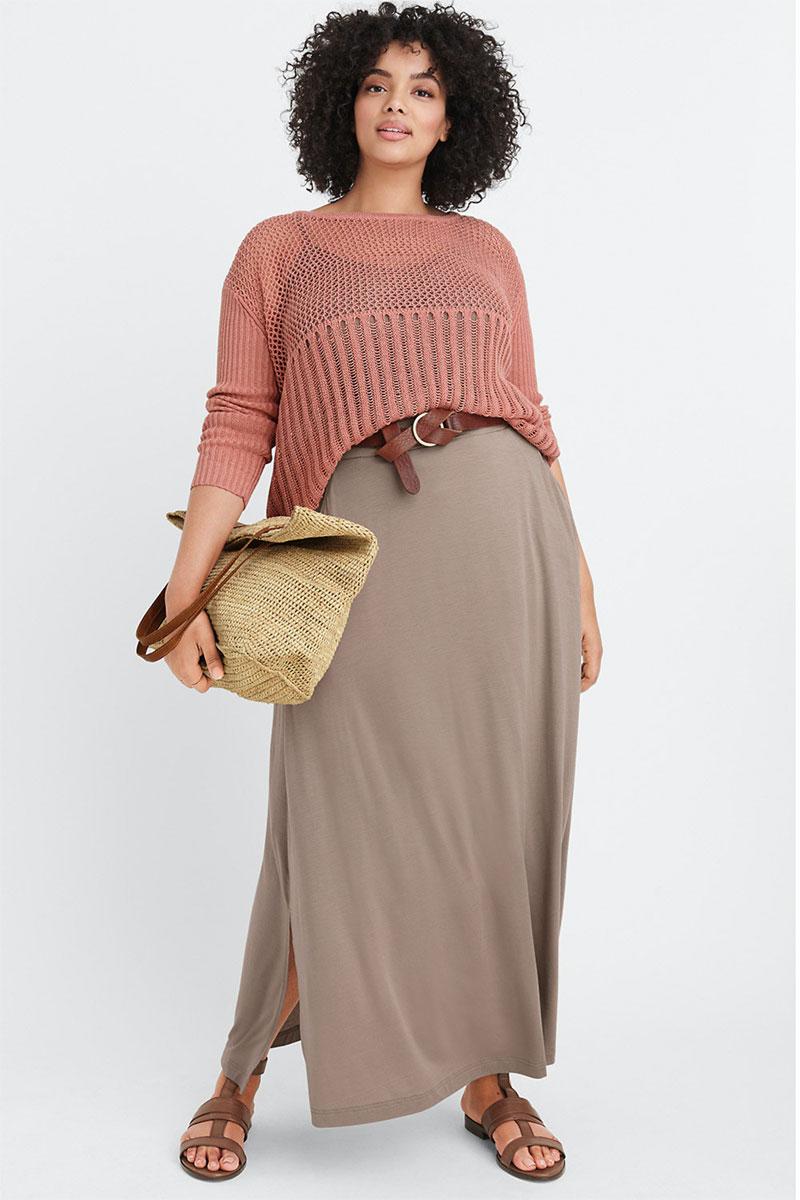 Ryllace Regatta Linen Sweater