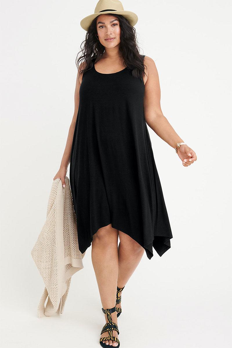 Ryllace Effortless Swing Dress