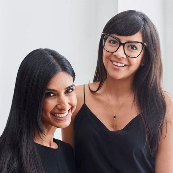 Karla Gallardo and Shilpah Sha