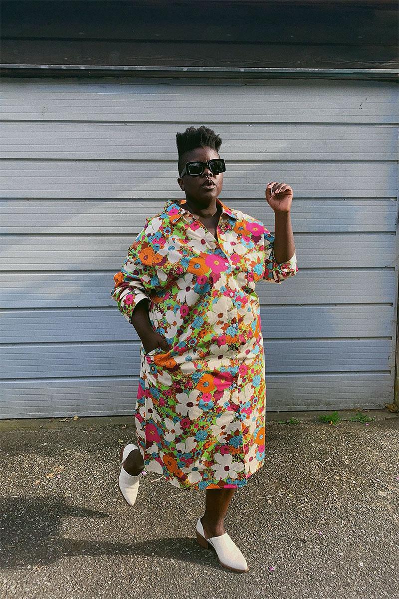Wray Penelope Shirt Dress