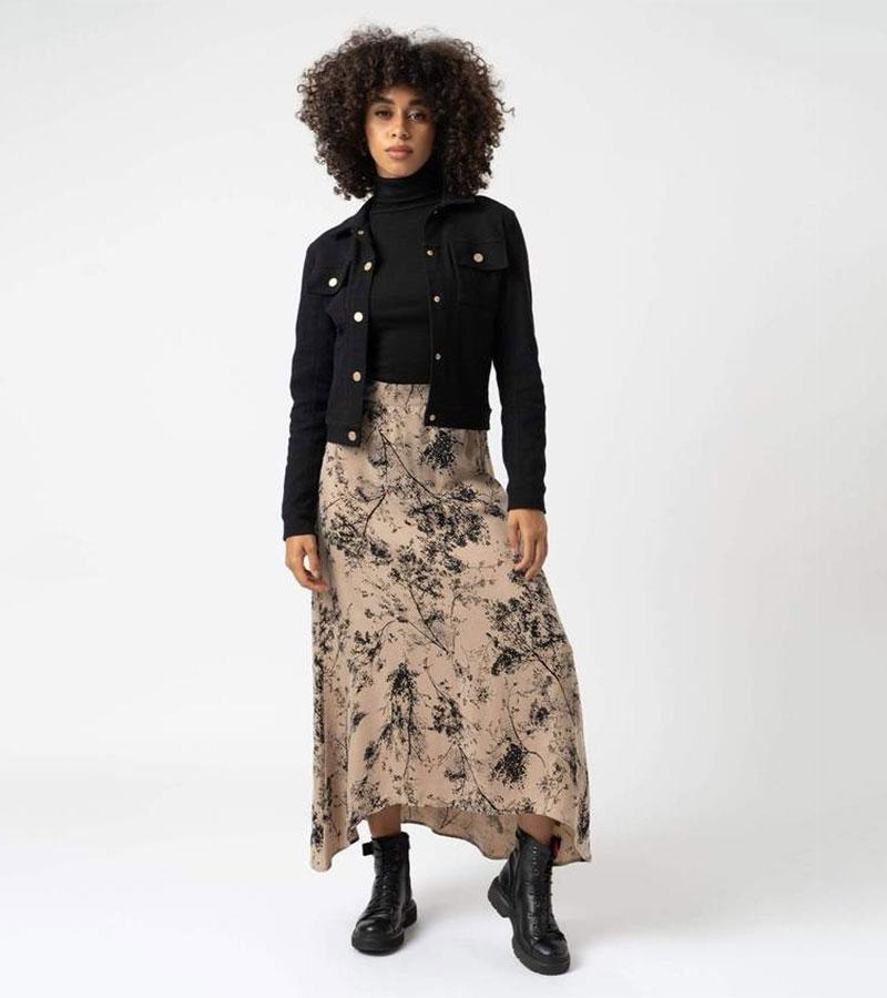 Saint + Sofa Sutton Skirt
